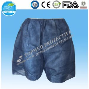 Wholesale Health & Medical SPA Disposable Underwear Nonwoven Underwear for Men pictures & photos