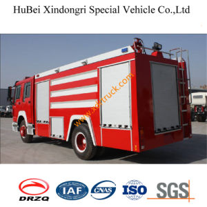 8ton Sinotruk Water Fire Truck Euro3 pictures & photos