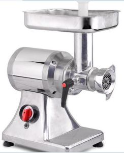 Restaurant Meat Mincer Grinder Catering Equipment for Food Processing and Foodservice Kitchen pictures & photos