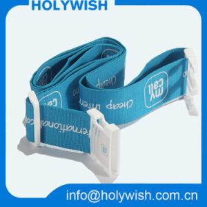 Low Price Wholesale Luggage Belt with Locking Buckle