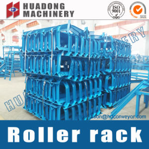 Auto Weld Conveyor Roller Frame for Belt Conveyor pictures & photos