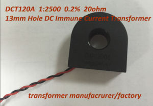 0.2 Accuracy Current Transformer for Energy Meter with DC Immunity pictures & photos