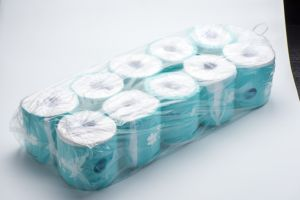 Kltt-002 Softly Toilet Tissue Paper Roll From Shanghai Factory pictures & photos