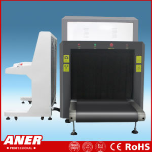Ce RoHS Certificates K8065 Railway Station Security LCD Color Monitor X-ray Baggage Detector Scanner Light From Top pictures & photos