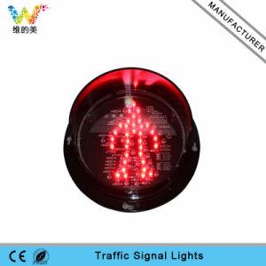 125mm Green Pedestrian Light LED Traffic Signal Light pictures & photos