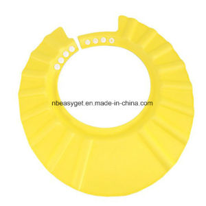 Soft Adjustable Baby Kids Children Shampoo Bathing Shower Protector Cap Hat Wash Hair Shield Brand New pictures & photos
