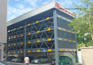 Muti-Layer Puzzle Parking Garage pictures & photos