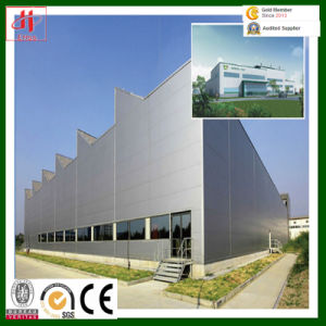 Q345 Welded Hot-Rolled Steel Building pictures & photos