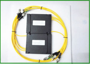FTTX Ccess Network 1X3 Ports Tree Single Mode Fiber Coupler Fa-Fu, LC LC Coupler pictures & photos