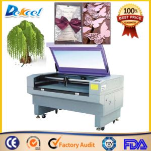 Reci 80W 100W CNC Paper Cut CO2 Laser Cutter Price pictures & photos