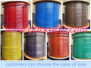 High Quality 75ohms Coaxial Cable (2.5C-2V-TC) pictures & photos