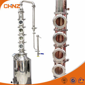 50L 100L 150L 200L SUS304 or Copper Home Small Micro Alcohol Moonshine Still Distillery Equipment pictures & photos