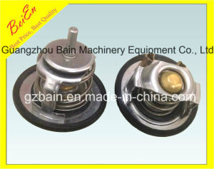 High Quality Thermostat (B) for Isuzu Excavator Engine 6HK1xqa/Xqb (Part Number: 8-97602393-1 in Stock From Guangzhou City) pictures & photos
