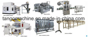 Complete Auto Tea Energy Drink Juice Processing Machinery Production Line for Glass Bottle Juice pictures & photos