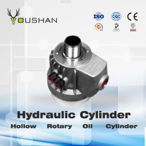 Hollow Rotary Oil Cylinder pictures & photos