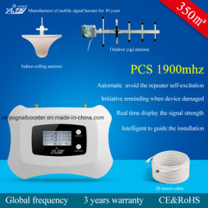 Hot Sale 3G New Design PCS 1900MHz Mobile Signal Amplifier pictures & photos