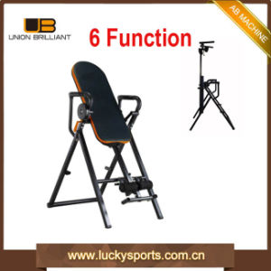 Ab6000 6-in-1 Multifunctions Inversion Machine Inversion Therapy Table pictures & photos