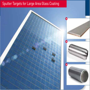 Glass Coating Sial Sputtering Targets pictures & photos