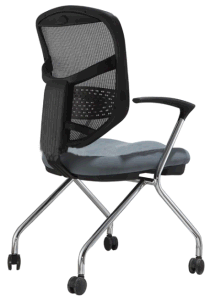 High Back Conference Room Chair with Wheels Hospital Visitor Chair (LDG-840C) pictures & photos