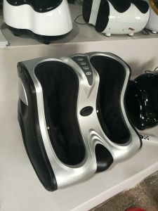 Electric Kneading Foot Massager Machine pictures & photos
