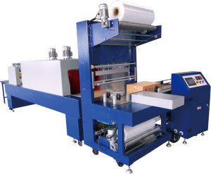 PE Sleeve Film Shrink Wrapping Packing Machine pictures & photos
