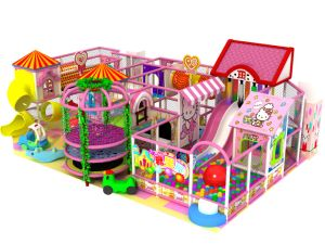 New Product Large Indoor Soft Children Playground Equipment (YL-B030) pictures & photos