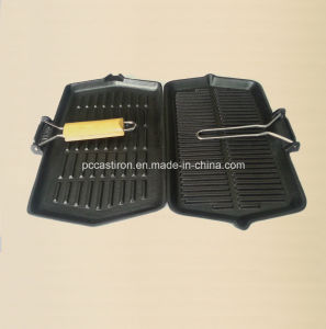 Preseasoned Cast Iron Cookware Manufacturer China pictures & photos