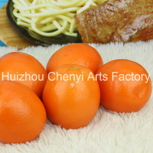 Low Price Promotion Oranges Model Artificial Fruit pictures & photos