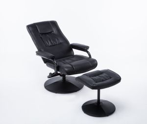 Promotional Recliner Chair with Footstool pictures & photos