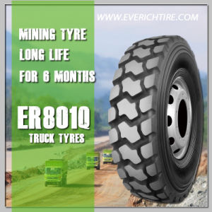 Chinese Cheap Radial Truck Tires/ Mining Tyre/ off Road Tire/ TBR pictures & photos