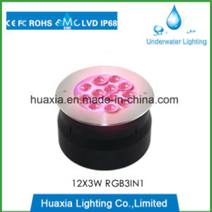 IP68 Ss316 LED Underwater Fountain Light pictures & photos
