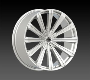 Big Size 30*10 Inch High Performance Borghini Alloy Wheel Rims pictures & photos