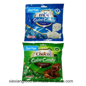 Choco and Milk Cube Candy Suitable for All Ages pictures & photos