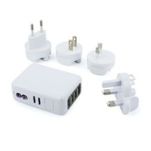 2A 4-Port USB Travel Charger AC Wall Charger pictures & photos