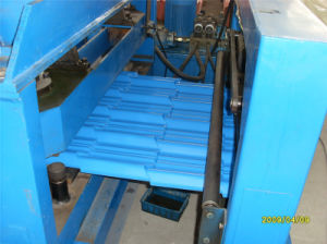 Ce Standard Galvanized Steel Tile Making Machinery pictures & photos
