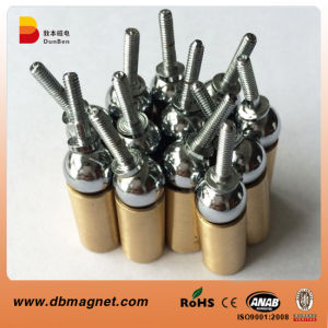 NdFeB Universal Joint Ball Magnet for 3D Printer pictures & photos
