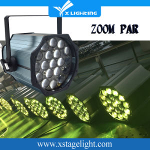 Popular 19*15W RGBW 4in1 LED Zoom PAR pictures & photos