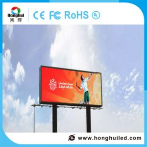 SMD3528 P10 Full Color Indoor LED Display Screen pictures & photos