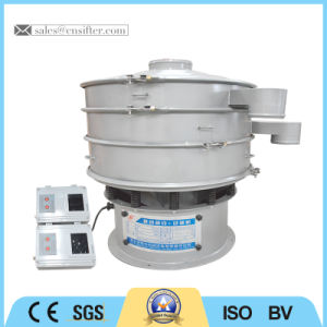 Circular Ultrasonic Vibration Screen for Screening Powder pictures & photos