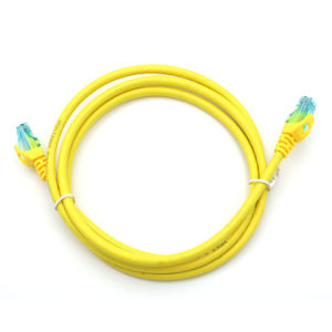 UTP Cat5e Network Cable in 7*0.12mm Bc pictures & photos