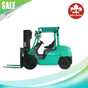 3000kg Mitsubishi Diesel Forklift with S4s Engine/3t Mitsubishi Forklift pictures & photos
