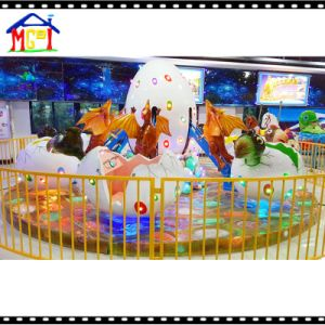 Peacock Helicopter for Indoor Playground pictures & photos