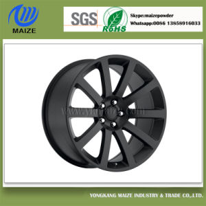 Matt Black Powder Coating for Wheel Hub Unit
