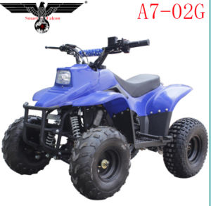 A7-02g New Design Motorcycle 80cc Gy6 ATV Scooter with CE pictures & photos