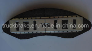 Autotech Train Brake Pad Material: Powder-Metallurgy Speed From 200 to 250km/H pictures & photos