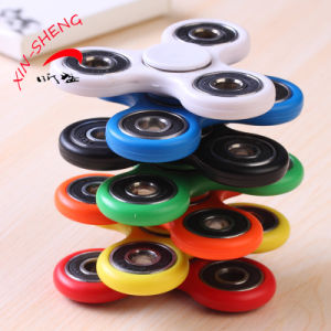 Hot Selling Metal Ball Bearing Focus Hand Fidget Spinner Toy pictures & photos
