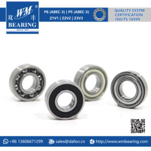6202 2RS Low Friction Sealed Deep Groove Ball Bearing pictures & photos