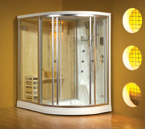 Monalisa Economical Steam and Sauna Room Cobination pictures & photos