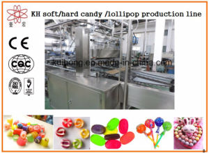 Kh 150 Ce Approved Lollipop Machine pictures & photos