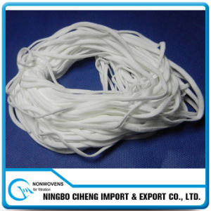 Color Flat Wide Custom Elastic Band for Respirator Accessories pictures & photos